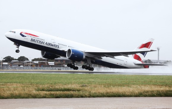 d0b4b8cf5f48 British Airways resumes all flights to the Caribbean and Florida