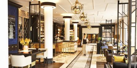 Travel Pr News Bost Interior Design Recognized For Its Work At The Steigenberger Hotel Bad Homburg