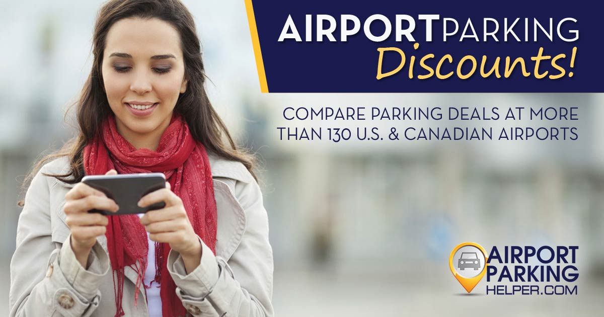 Airport Parking Helper Website Expands To Serve 130 Airports