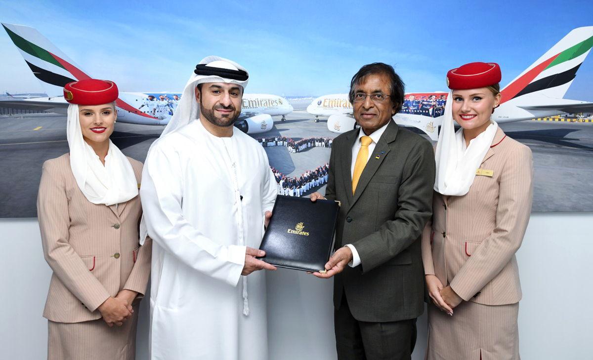 emirates senior vice president - 1200×729