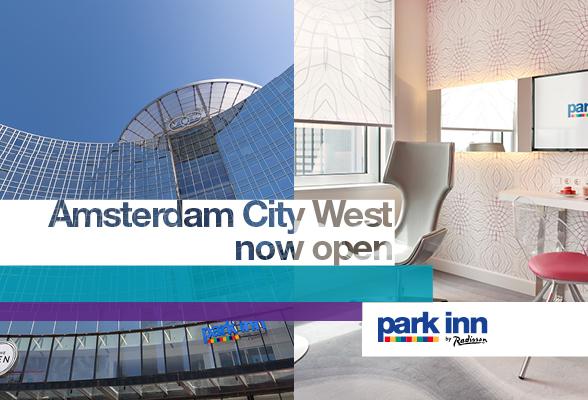 Αποτέλεσμα εικόνας για Park Inn by Radisson Amsterdam City West opens