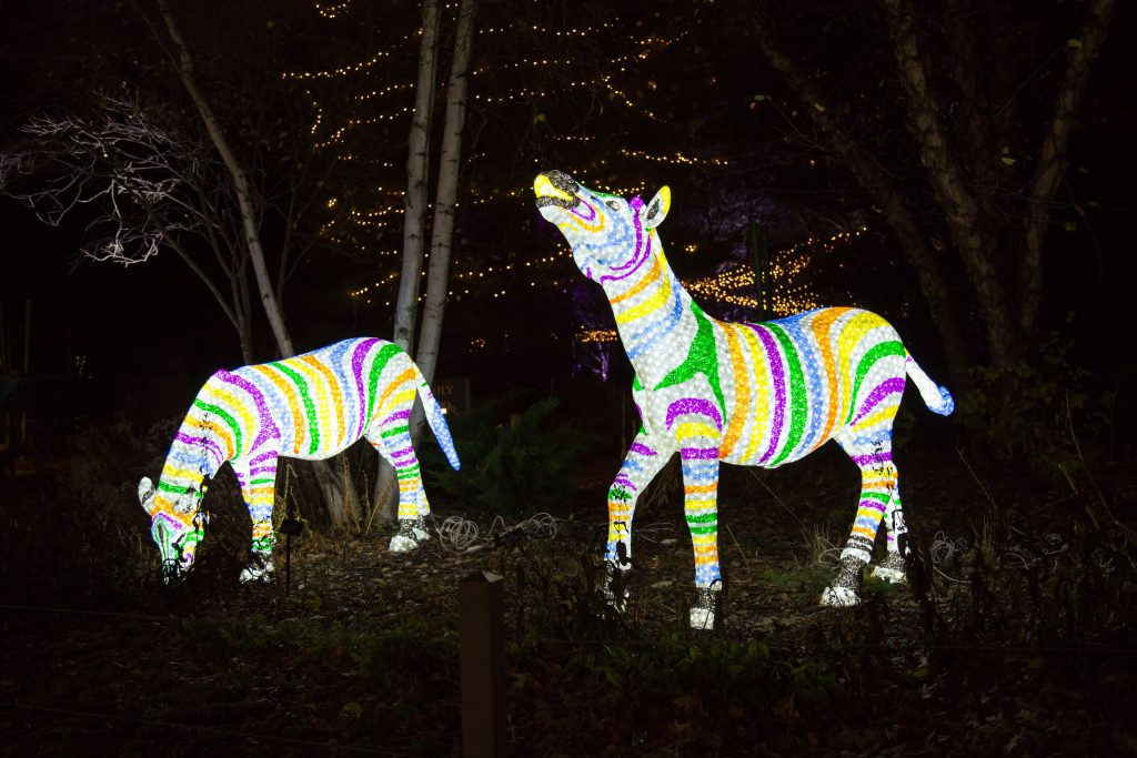 Travel Pr News Lincoln Park Zoo S Annual Zoolights