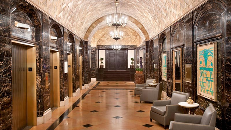 Interstate Hotels Resorts Welcomes Historic 4 Diamond Hilton New Orleans St Charles Avenue Hotel To Its Expansive Portfolio