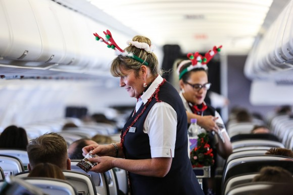 British Airways Christmas Day