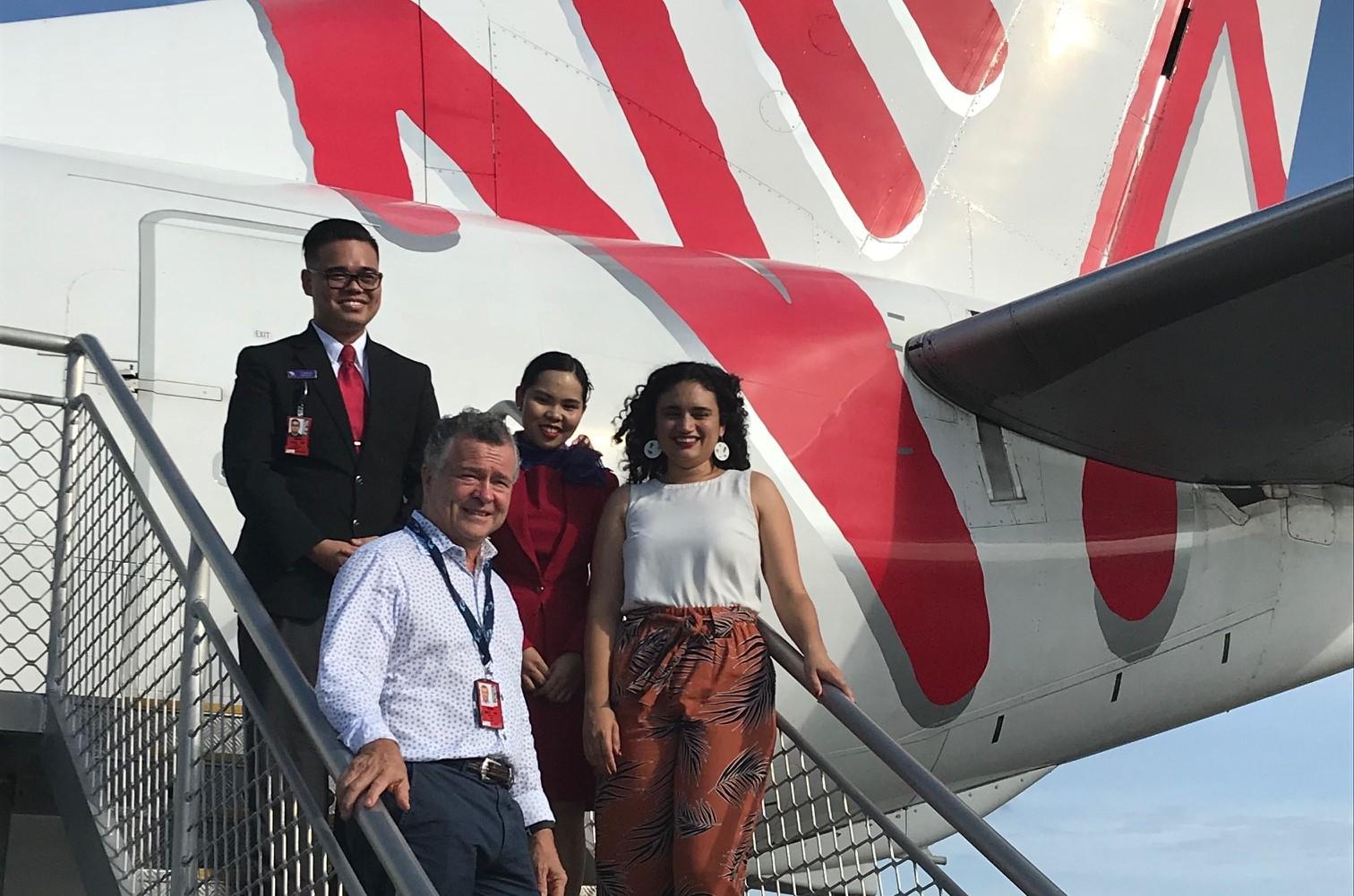 Virgin Australia DRW-DPS