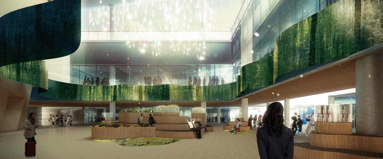 Lentokenttähotelli Helsinki Vantaa