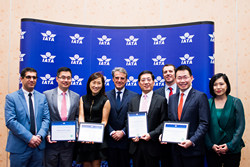 Hong Kong International Airport recognised as a Partner Airport of IATA's Center of Excellence for Perishable Logistics (IATA CEIV Fresh)