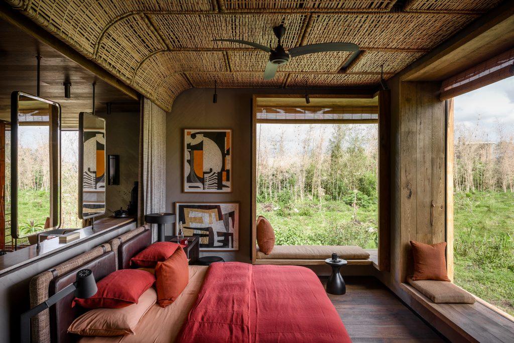 Singita Kwitonda Lodge Bedroom