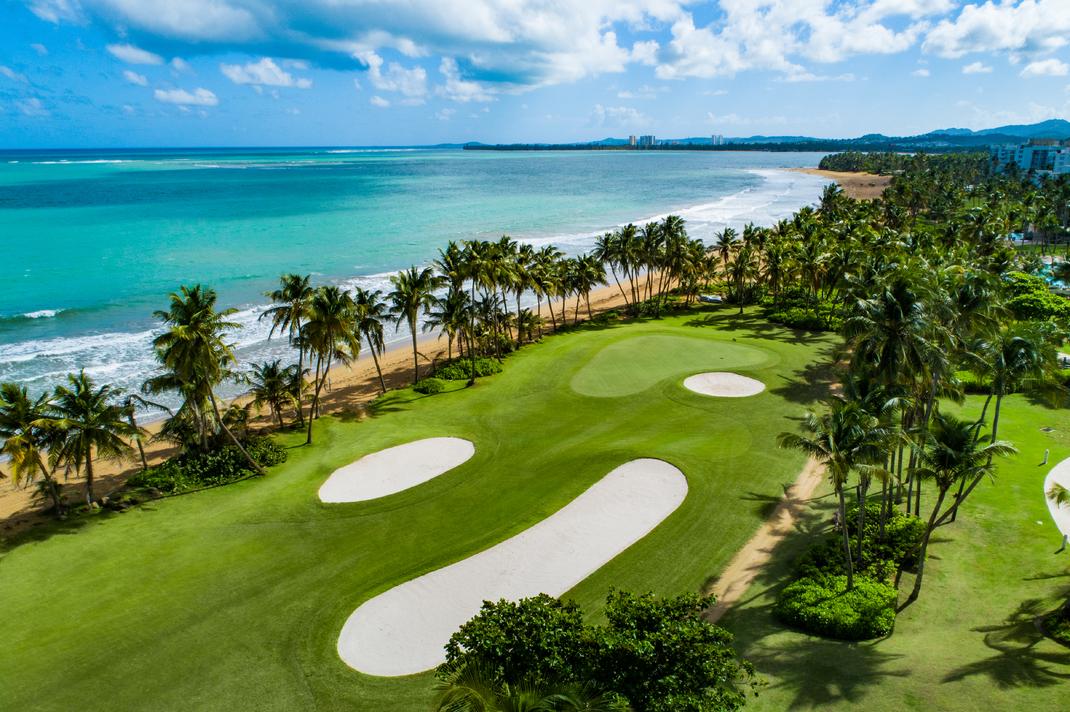 golf course, puerto rico, travel, beaches, Caribbean