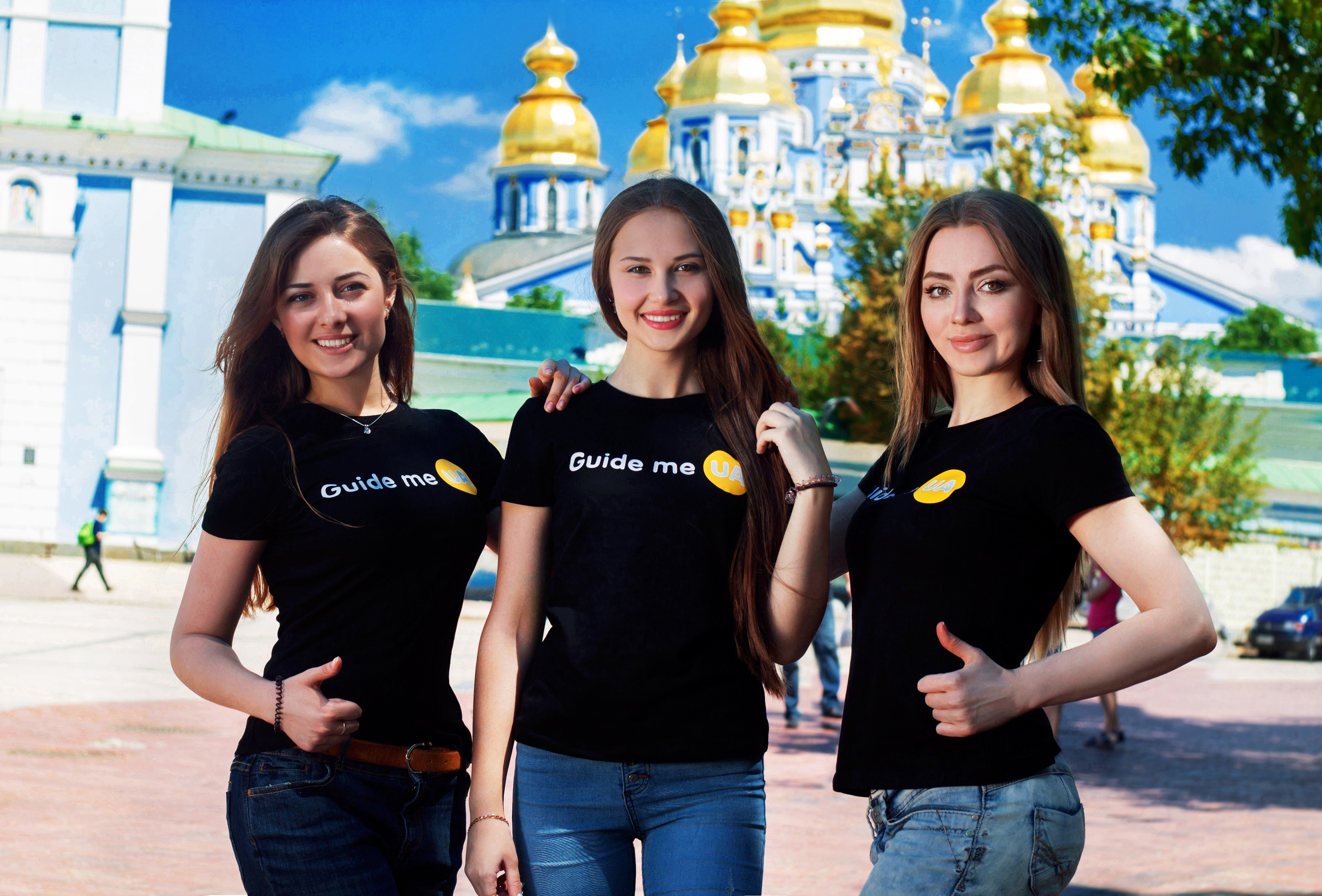Kiev Guided Private Tours with friendly female guides