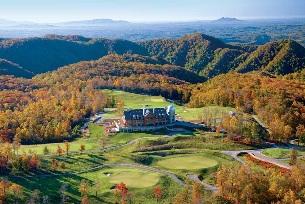 mountains, resort, amenities, boutique