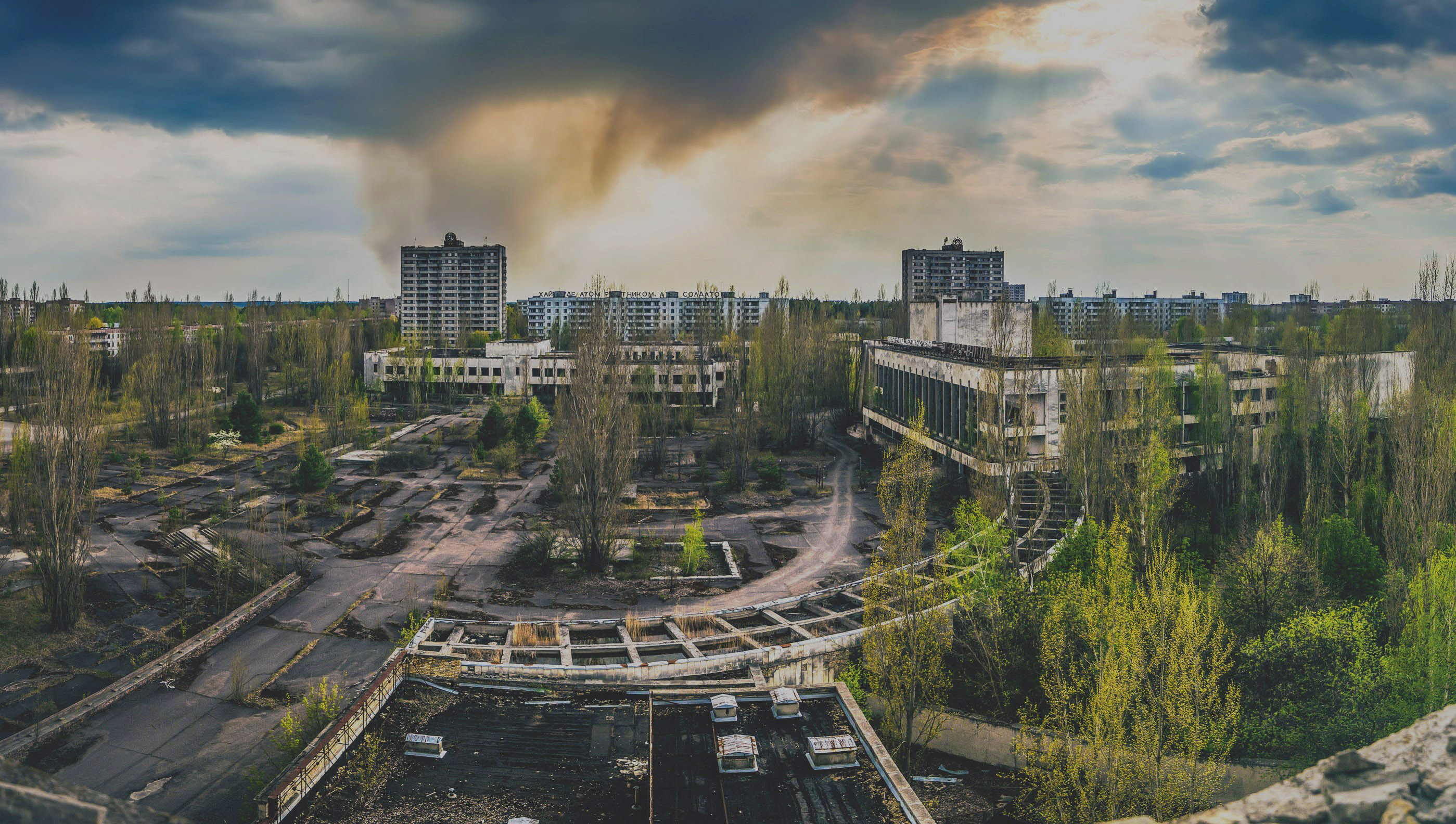 Chernobyl Zone Tours from Kiev