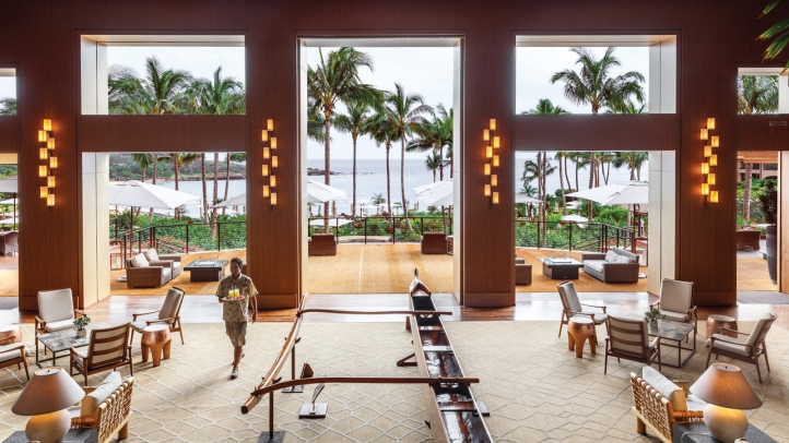 Travel Pr News Four Seasons Resort Lanai Named 1 Best Hotel In The Usa By U S News World Report