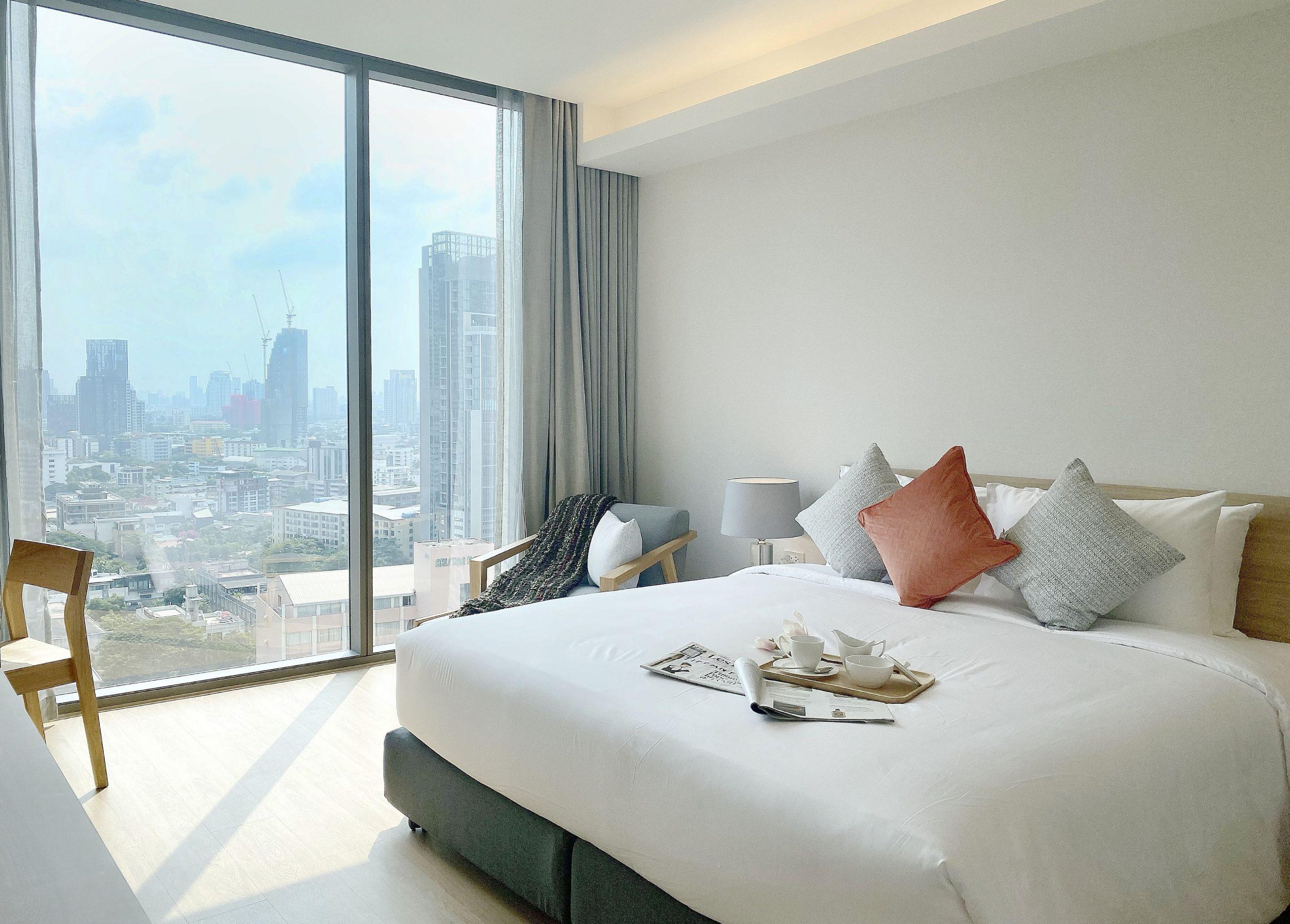 Oakwood Suites Bangkok Apartment