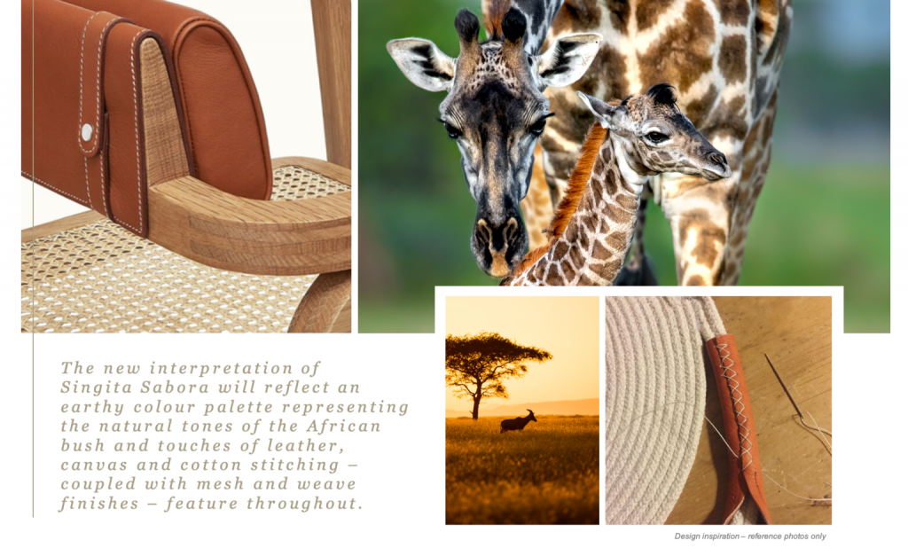 Singita Sabora Tented Camp inspiration