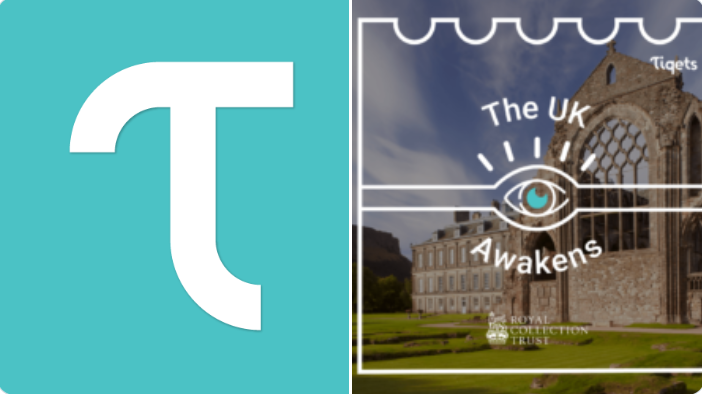 Tiqets #AwakeningWeeks: an exclusive tour of Scotish royal #history at the Palace of #Holyroodhouse