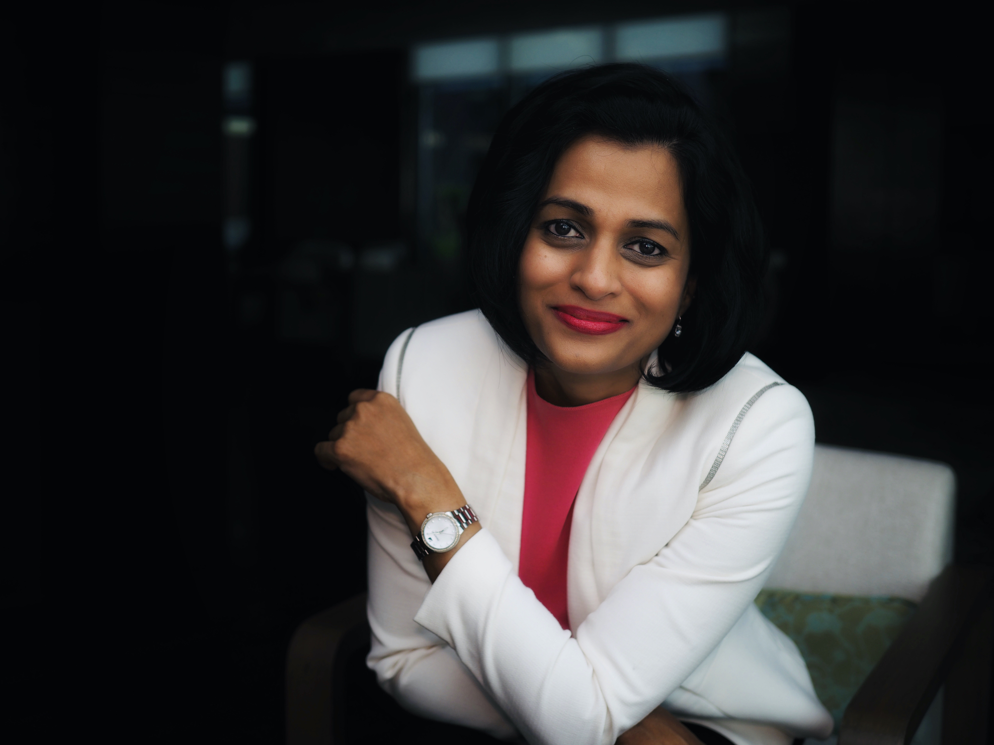 Anuradha Venkatachalam Appointed Executive Assistant Manager - Sales and Marketing At Crowne Plaza® Changi Airport