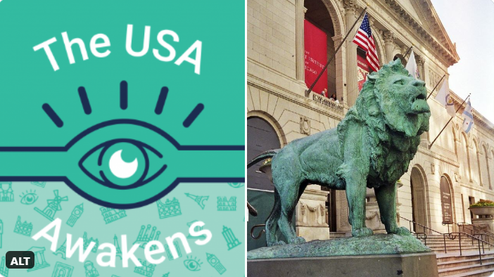 Tiqets #USAwakens: exploring one of world's oldest and largest art museums at the Art Institute of Chicago