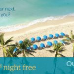 Outrigger Cyber Sale for Beach Vacations
