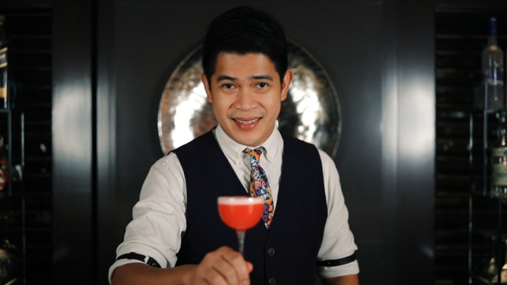 Gabriel Carlos named Bar Manager of One-Ninety Bar at Four Seasons Hotel Singapore