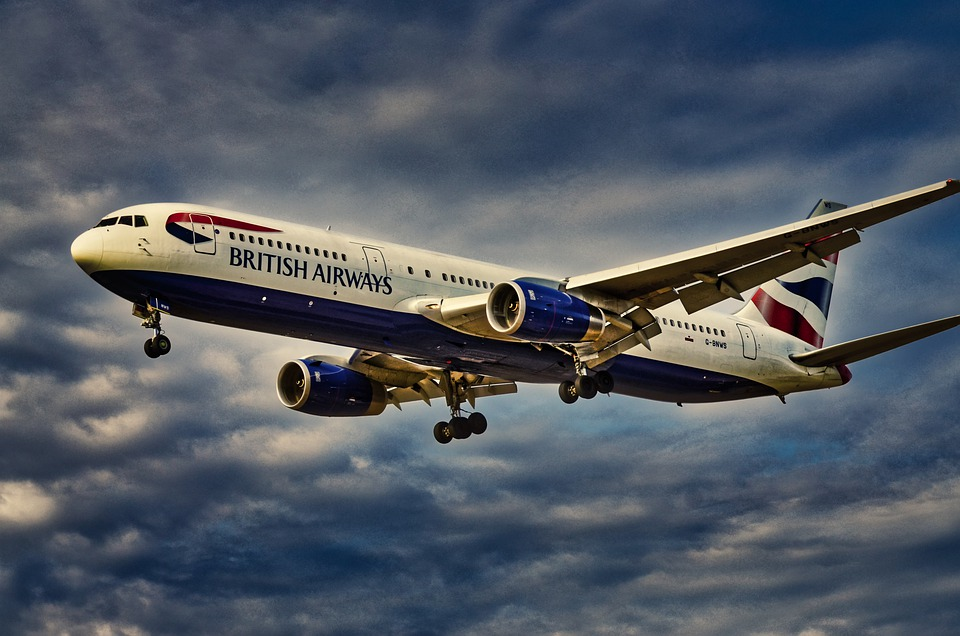 british airlines place