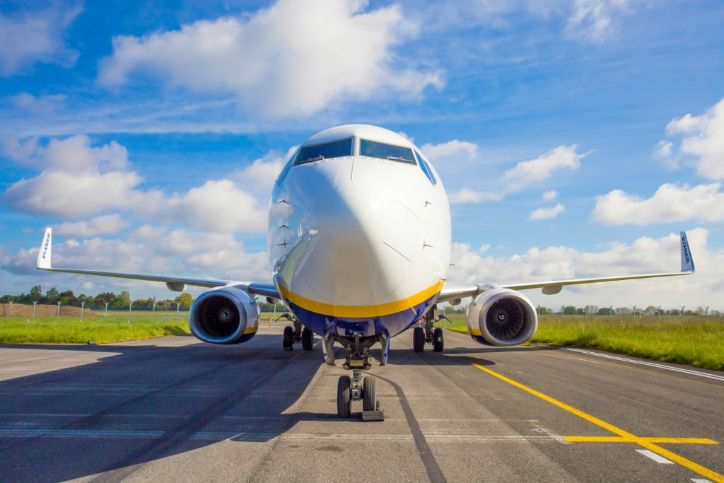 """Ryanair joins the """"Fuelling Flight Initiative"""""""