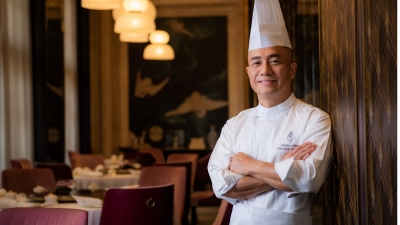 Zi Yat Heen at Four Seasons Hotel Macao honored with One-Diamond rating at 2021 Black Pearl Restaurant Guide Awards