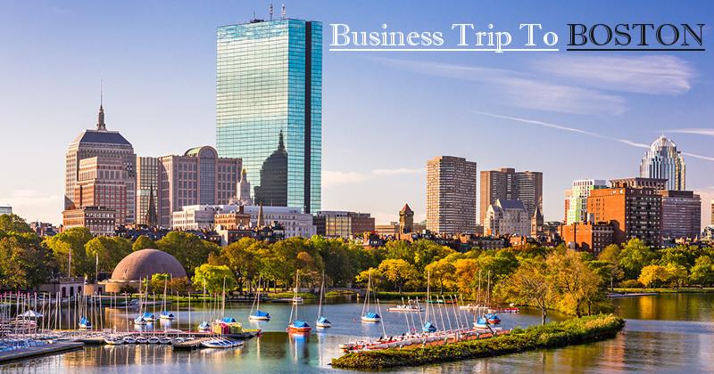 Business Trip To Boston