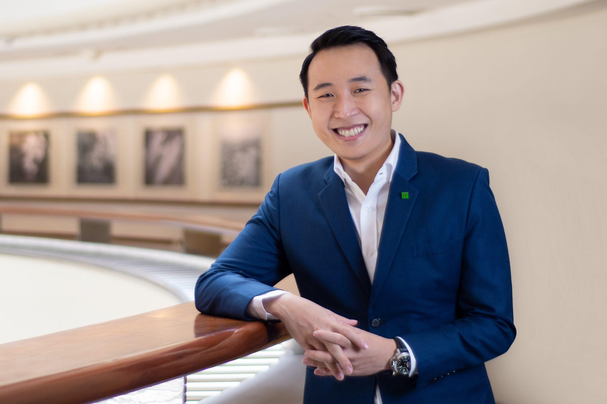 Holiday Inn Singapore Atrium_Hotel Manager