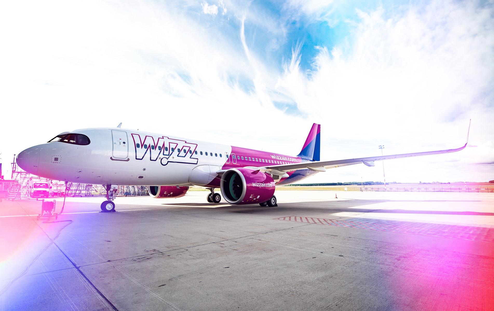 Wizz Air adds four new routes from North Macedonia to Italy, Germany and Denmark